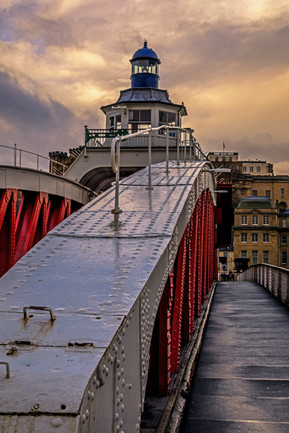 Swing Bridge, Newcastle upon Tyne
