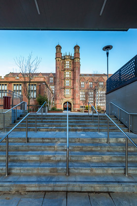 Armstrong Building, Newcastle University