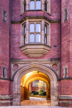 The Armstrong Building, Newcastle University