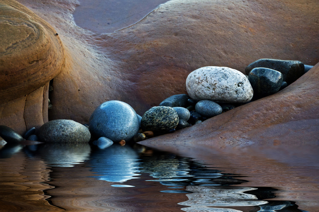 Reflected Stones