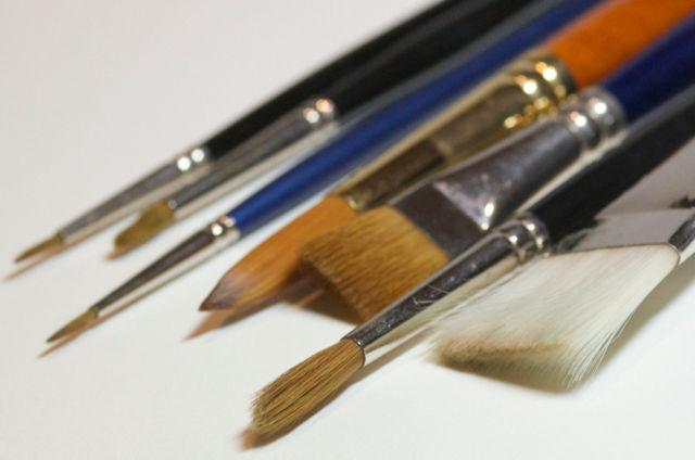 Art - Watercolour Friday Morning