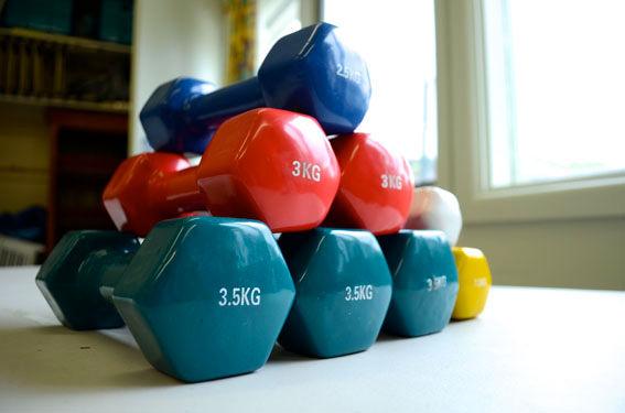 Strength Training Wednesday