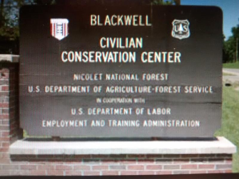 Blackwell Job Corps, Blackwell