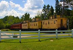 Camp 5 Steam Train, Laona
