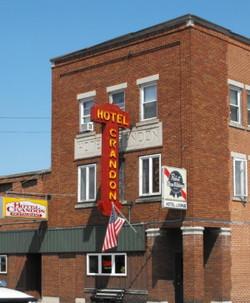 Hotel Crandon, Crandon