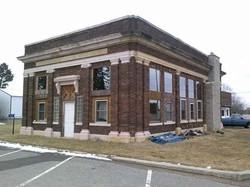 Merchants' Bank Building, Argonne