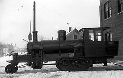 Phoenix Log Hauler Train, Wabeno
