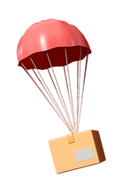3d-illustration-gift-boxes-flying-in-the