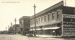 Mill Street, Laona, circa 1925