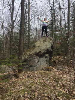 Quartz Hill Trail, Carter/Townsend