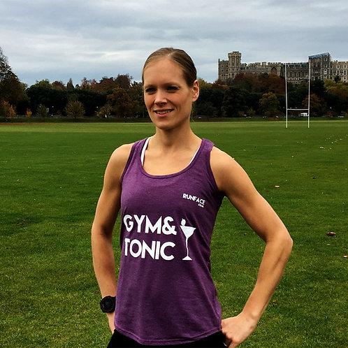 Gym & Tonic (Womens Gym Vest)