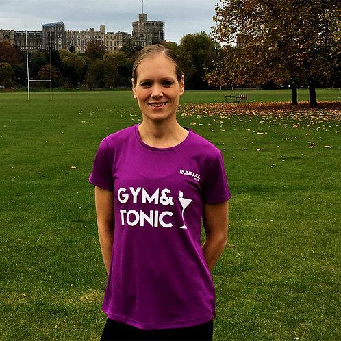 Gym & Tonic - Runners Cut (Womens)