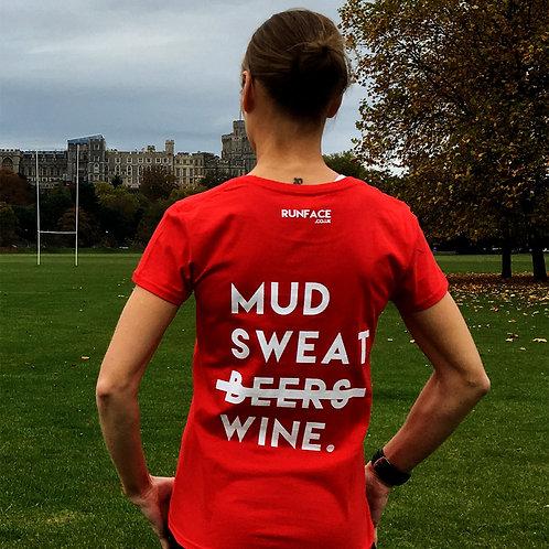 Mud, Sweat, Wine (Womens)