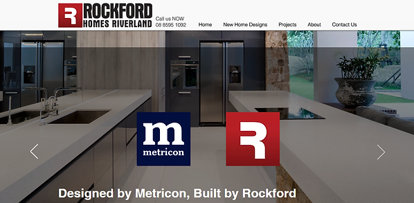 Rockford Homes Riverland