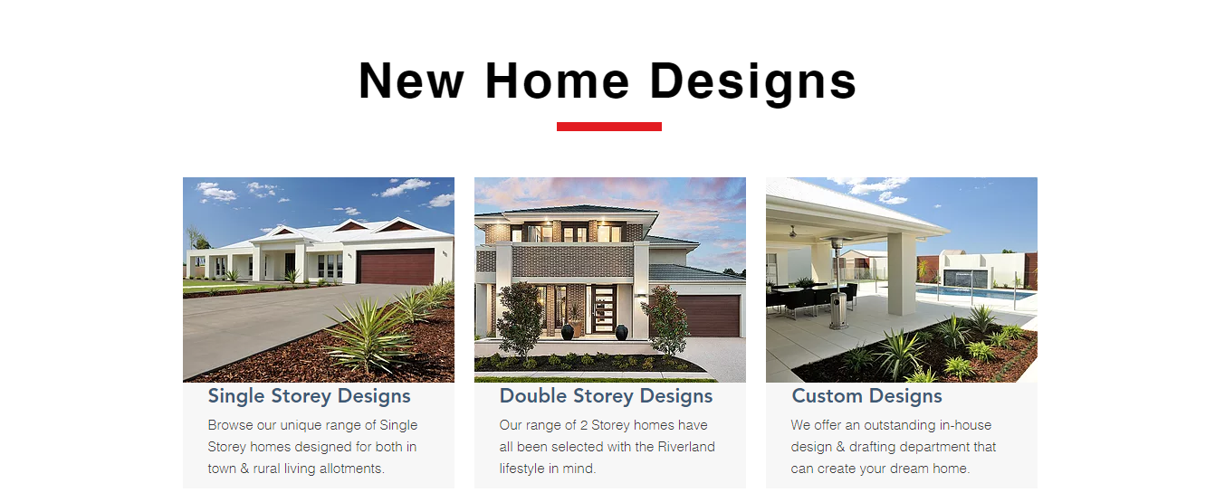 ROCKFORD - NEW HOME DESIGNS