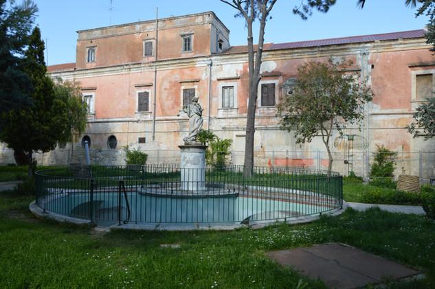 Urban Concept, Public & Private Usage: Barletta, Puglia, Italy — » Villa Bonelli «