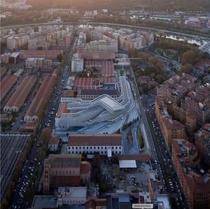 Research: Urban Incubator Projects — European Future. Urban Design. Innovation. #EU #Baukultur
