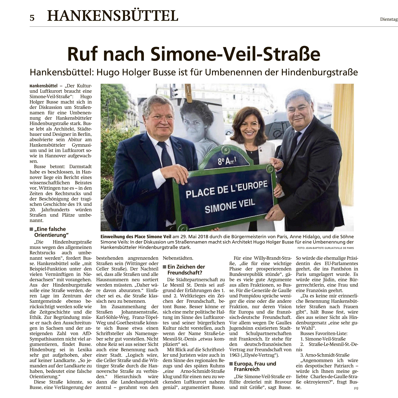 2019, 30. Juli - Allgemeine Zeitung