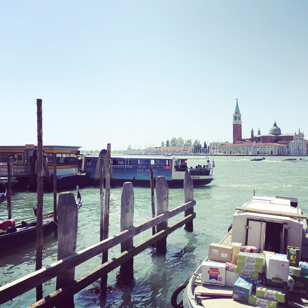 Venice: » Annotations on Germany « (non-realized)