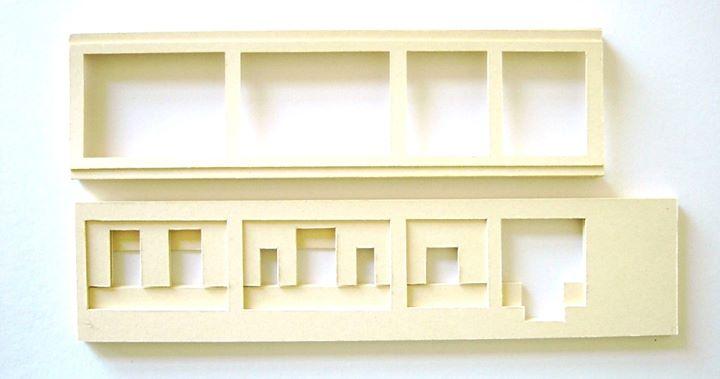 Ludwig Mies van der Rohe — von Haus Riehl zur Neuen Nationalgalerie Berlin_Mies Studies_ From House