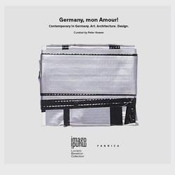 #germanymonamour curated by #peternoever with #sigurdlarsen #mischakuball #ayseerkman #eckebonk #jue