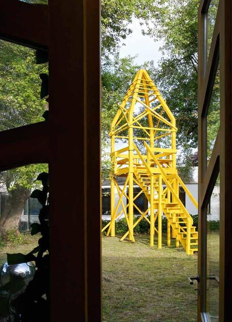 Intervention: Tecta Hankensbüttel (Modell) © König — » Urban / Landscape / Structures «