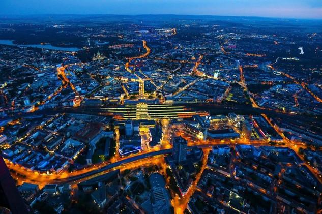 Hannover Photo-HUB Luftaufnahme