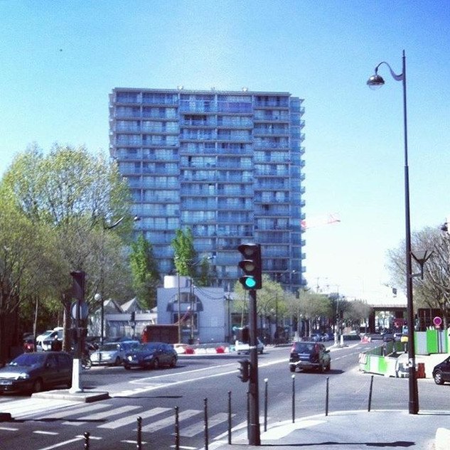 Lacaton & Vassal Paris with A'T — HUGO H. BUSSE