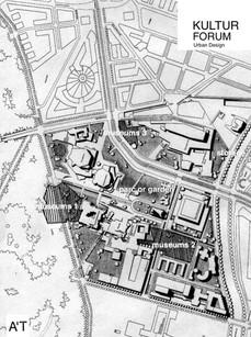 Urban Design, Architecture, Urban Planning: Kulturforum Berlin