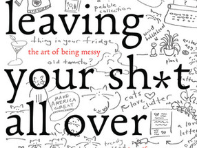 Review: The Joy of Leaving Your Sh*t All Over the Place by Jennifer McCartney