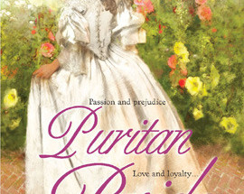 Review: The Puritan Bride by Anne O'Brien