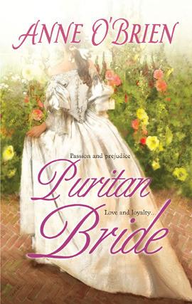 The Puritan Bride by Anne O'Brien