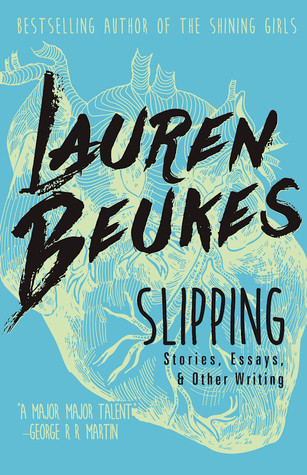 cover of Slipping by Lauren Beukes.