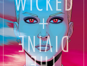 Review: The Wicked and the Divine Volume 1: The Faust Act