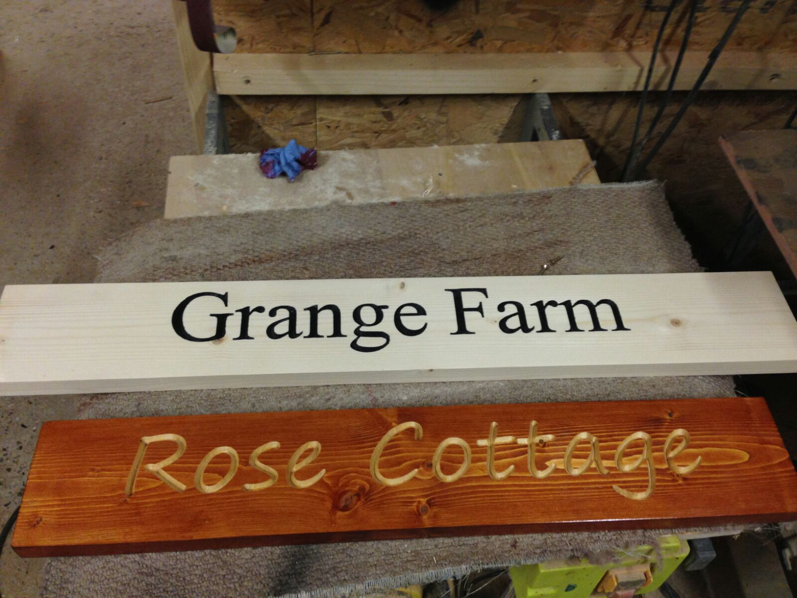 grange farm & rose cottage