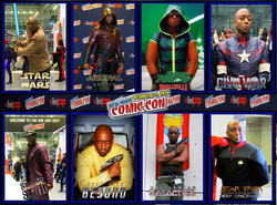 2016 #NYCC Cosplay lineup