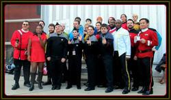 #NYCC - Cosplay meet up _Star Trek Sunday at NYCC 2014