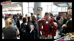 Magical day two at #NYCC