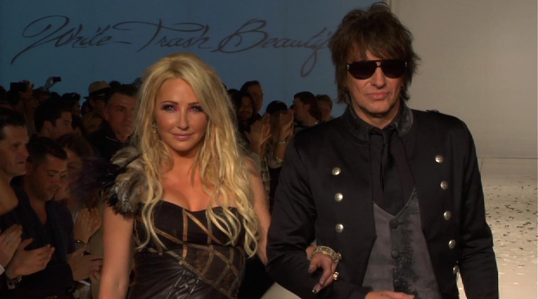 Nikki Lund & Richie Sambora