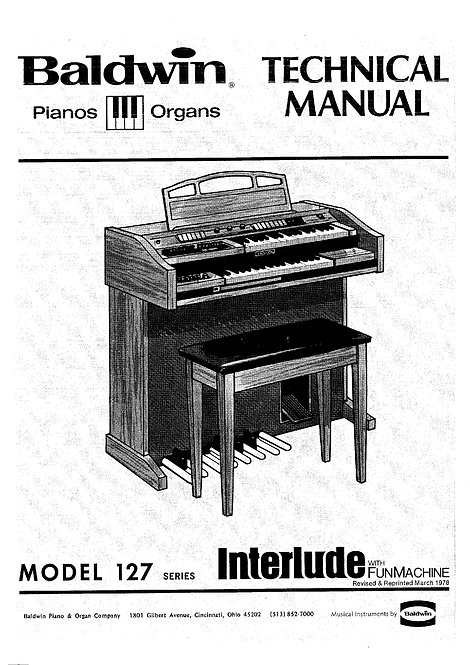 127 Series Interlude Service Manual