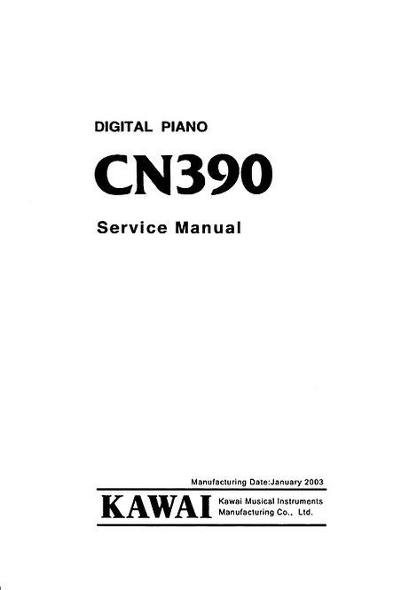 CN390 Service Manual