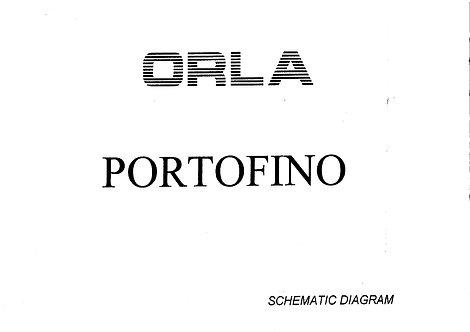 Portofino Service Manual