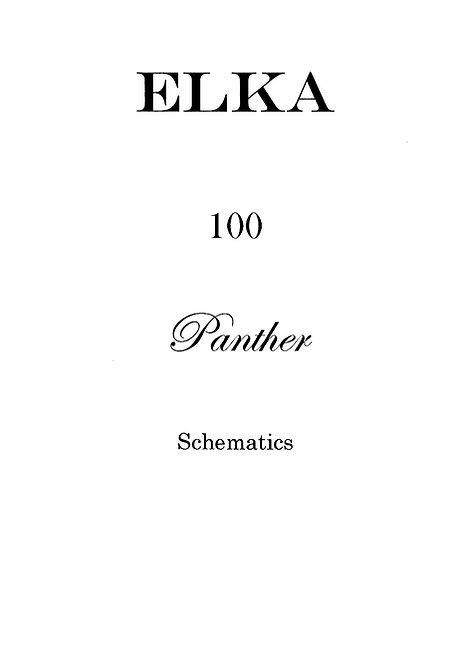 Panther 100