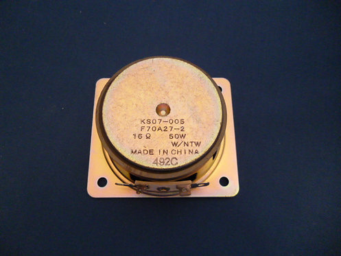 817433 Speaker KS07-005