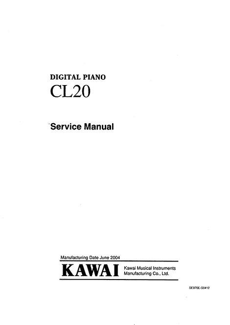 CL20 Service Manual