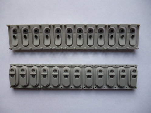 811298 Rubber Key Contact