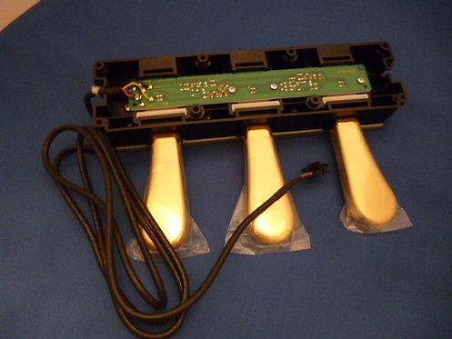 815136 Brass Pedal Assy