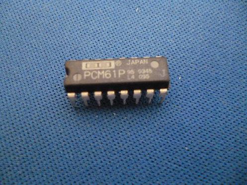 PCM61P D/A Converter