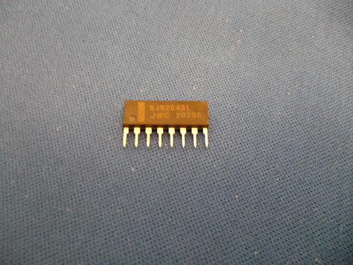 NJM2043L