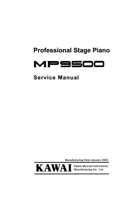 MP9500 Service Manual